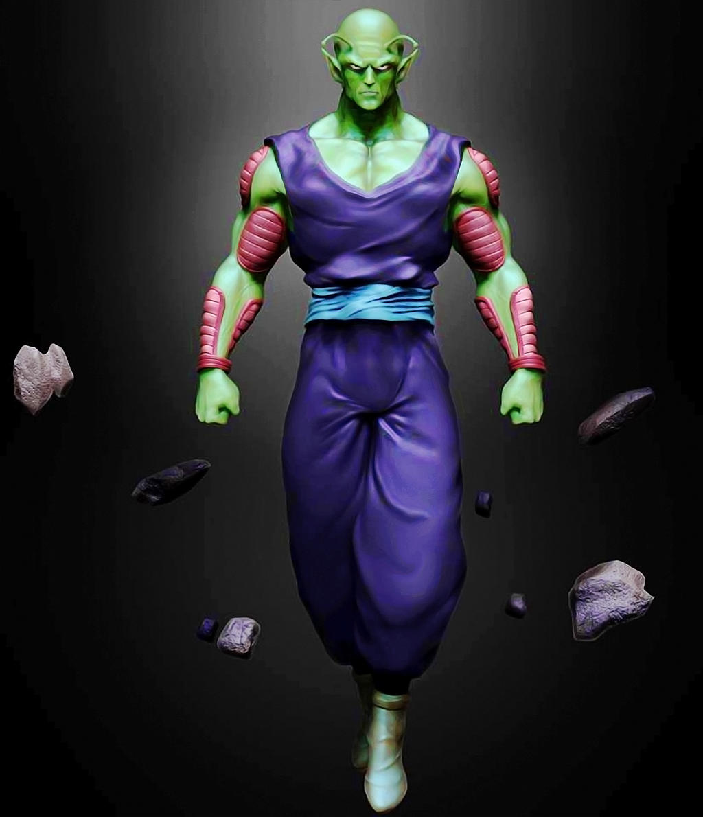Nonton Anime Sub Indo Dragon Ball Super: Piccolo By Queen-Azshara On DeviantArt