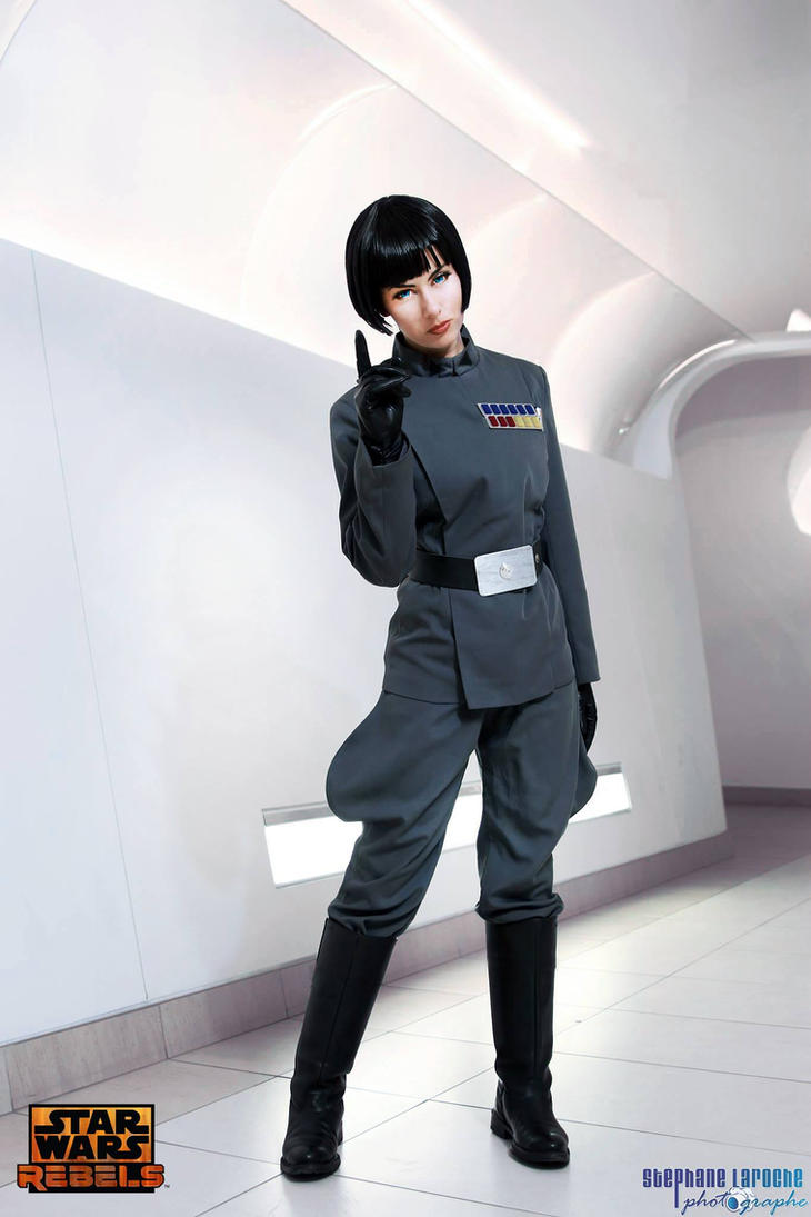 StarWars Rebels : Governor pryce by Queen-Azshara on ...