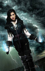 Yennefer of Vengerberg The witcher 3