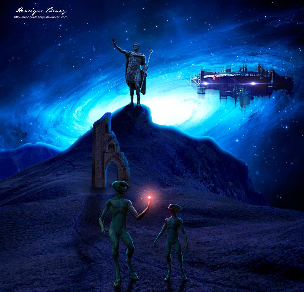 Explorando planetas