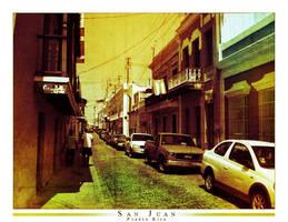 SanJuanPR - Retro by titopr31