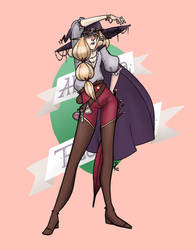 Taako from Tv by Animcatic