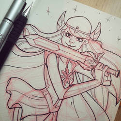 She-Ra and the princesses of power fanart by Animcatic