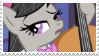 Octavia - stamp by V1KA