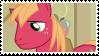 Big Macintoish - stamp by V1KA