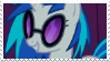 Vinyl Scratch - stamp by V1KA