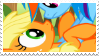 AppleDash - stamp