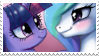Twilestia - stamp by V1KA