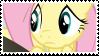 Fluttershy - stamp by V1KA