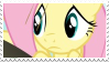 Fluttershy - stamp by V1KA