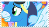 Soarin' - stamp by V1KA