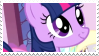 Twilight Sparkle - stamp by V1KA