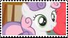 Sweetie Belle - stamp by V1KA