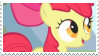 Apple Bloom - stamp by V1KA