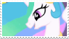 Princess Celestia - stamp by V1KA
