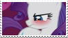 Jealous Rarity - stamp by V1KA