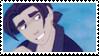 Jim Hawkins - stamp by V1KA