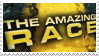 The Amazing Race - stamp by V1KA
