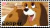 Copper - stamp by V1KA
