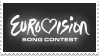 Eurovision Song Contest (generic logo) - stamp by V1KA