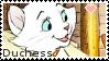 Duchess - stamp by V1KA