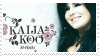 Kaija Koo - stamp by V1KA