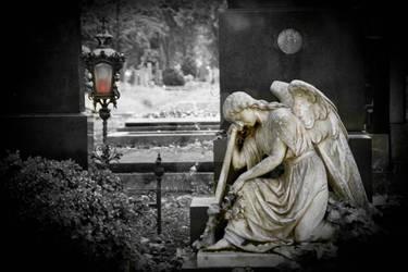 When I am dead, my dearest by Th-E-k-LA