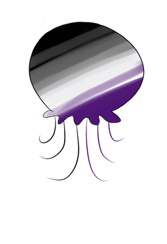 Jellyfish Ace Flag