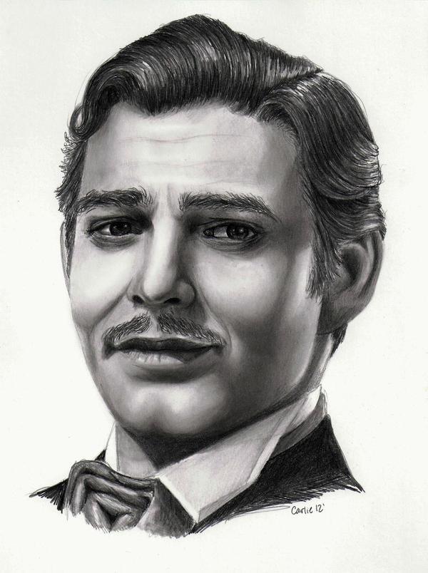 Clark Gable Graphite