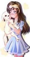 (R) A Girl's Best Friend