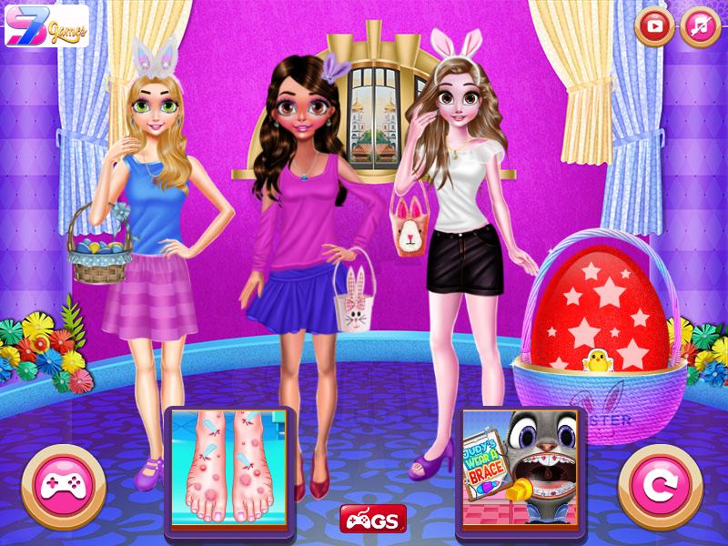 Emma, Mia and Ella by Nessirea