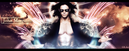 Through The Galaxies And The Universes John_Morrison_The_Prophet_by_JamiroKnight