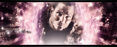 Through The Galaxies And The Universes Jeff_Hardy_Into_The_Space_by_JamiroKnight