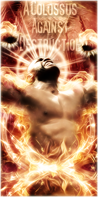 Through The Galaxies And The Universes A_Colossus_Against_Destruction_by_JamiroKnight