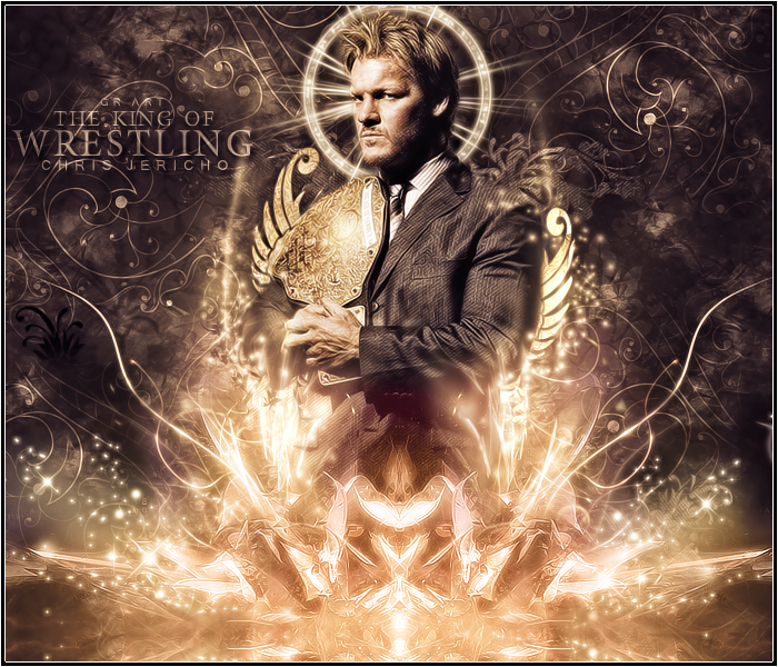 Through The Galaxies And The Universes The_King_Of_Wrestling_by_JamiroKnight