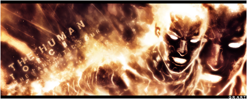 Through The Galaxies And The Universes The_Human_Torch_by_JamiroKnight