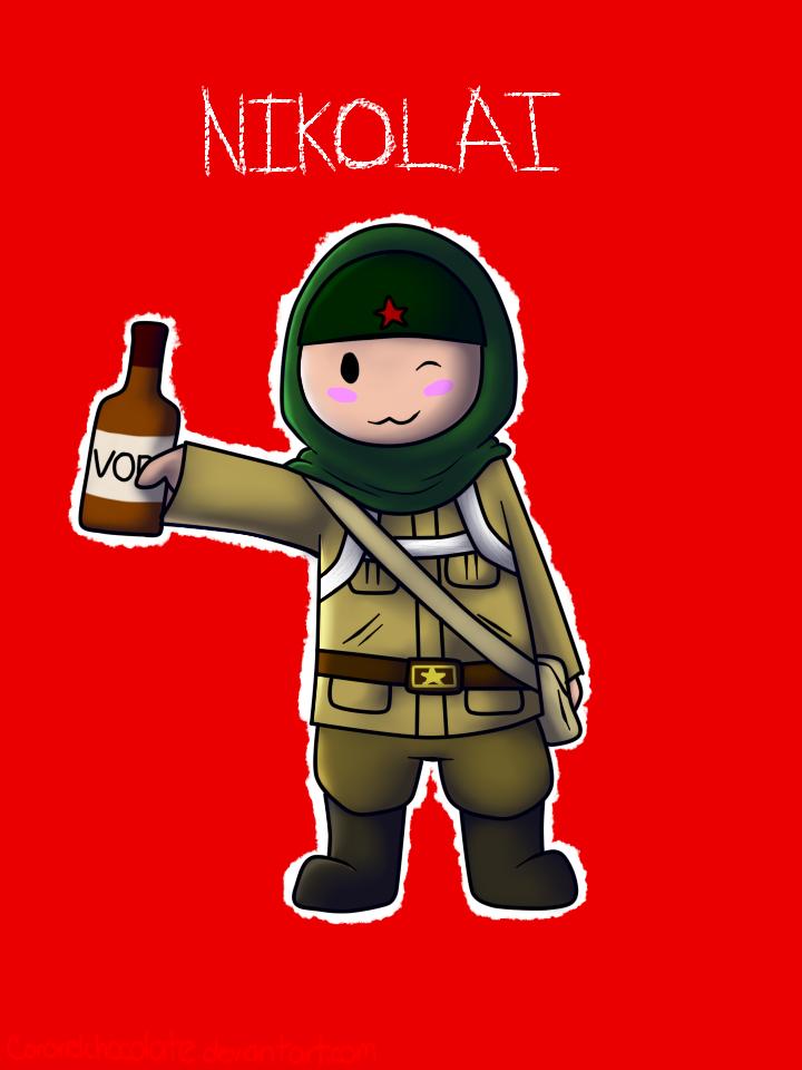 Nikolai Belinski by CoronelChocolate on DeviantArt