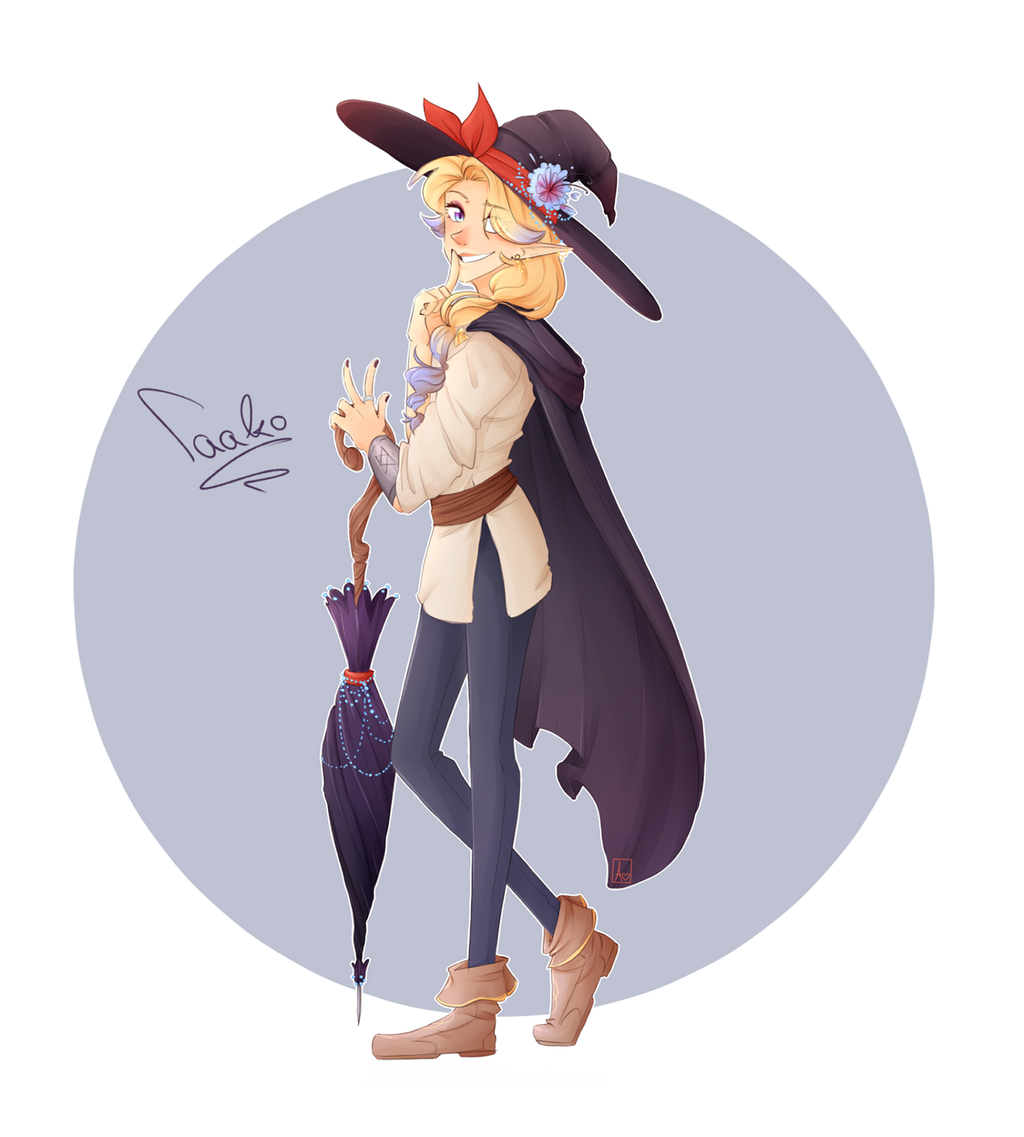 Taako the Wizard [TAZ]