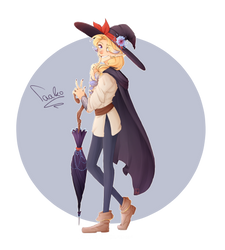 Taako the Wizard [TAZ] by Andrstante