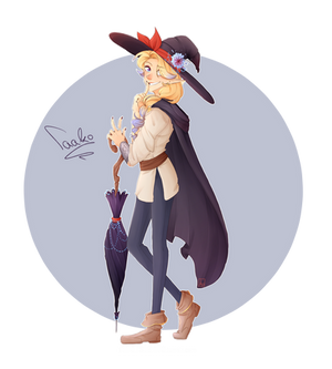 Taako the Wizard [TAZ]