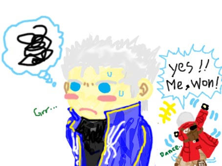 Poor vergil... by Baronly