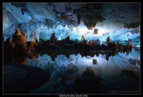 Cave Reflections by Vidguy10