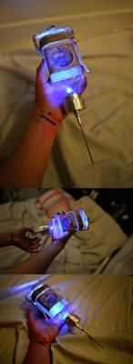 ba7b6a460 BrokenRapture781 28 16 Bioshock: EVE Hypo syringe ''replica'' ...