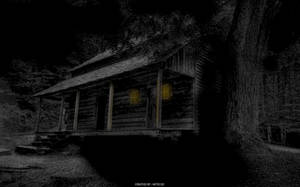 Artecko | Photomanipulation | House in forest by TheArtecko