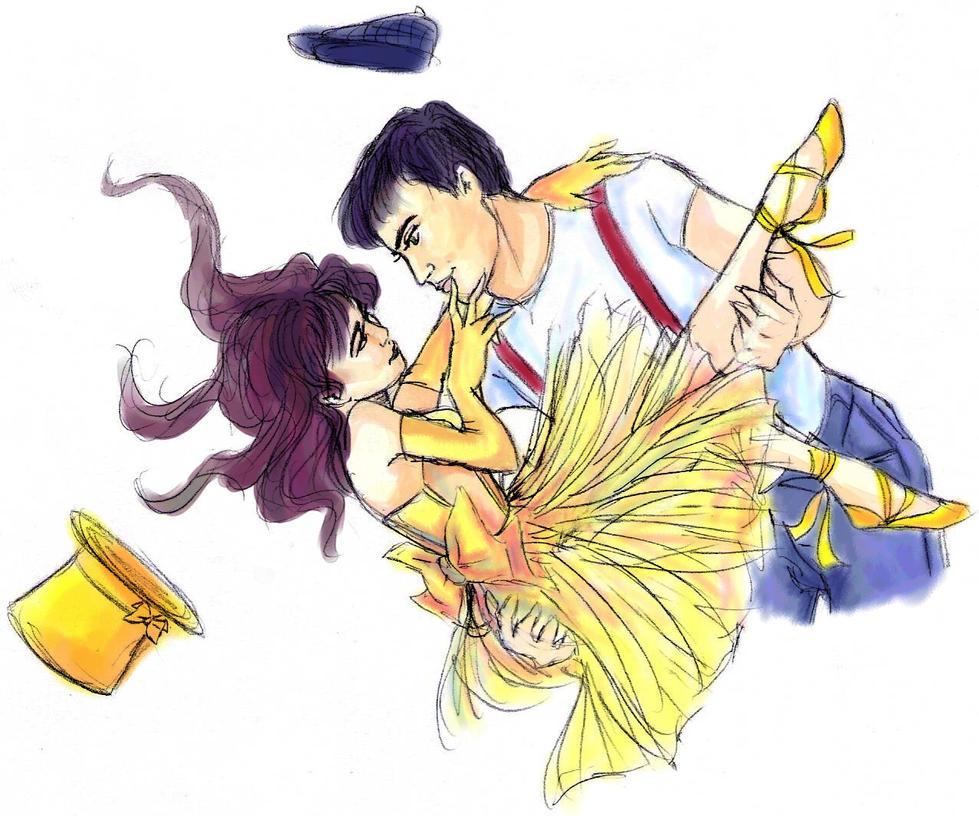 Let's Dance by thegreatmissjj
