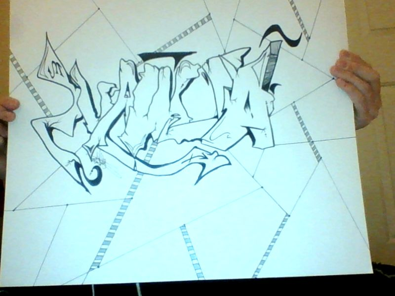 Graffiti #1 - Always by Rivitr