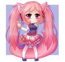[CP] Little Rue Kitty by Priincessu