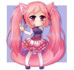 [CP] Little Rue Kitty