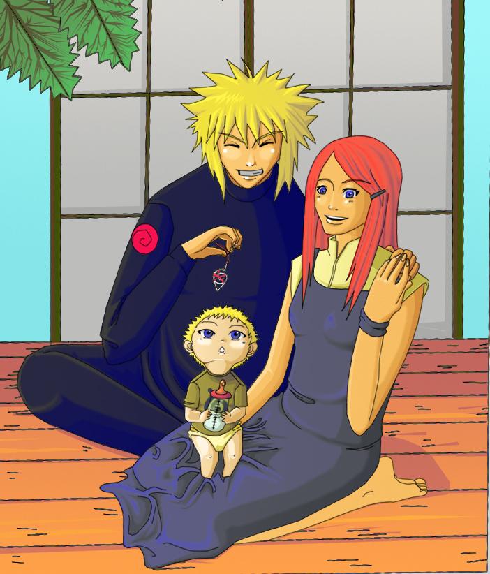 A happy Family Ver2 by RoroZoro