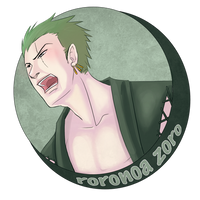 OP: Zoro Bust by RoroZoro